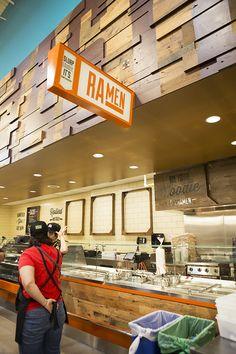 Ramen, Whole Foods, Domain