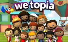 If you like Farmville, you'll love Wetopia!  A new way to use social gaming for good.  (PS - if you don't like Farmville, or those annoying updates on your Facebook feed, you'll still love Wetopia)