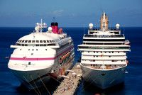 Cruise ships in the Caribbean - Grenada - Been there!