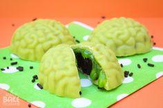 Zombie Brain Truffles