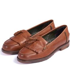 cdbfd3968342 The women s Barbour Lauren Loafers are an everyday style that are perfect  for anything from office