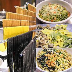 Fresh Pasta Workshop with Chef Giorgio Bucciarelli at The Heny Sison Culinary School