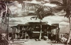 The Driftwood Inn was opened in 1937, conceived and constructed by local Vero Beach businessman Waldo E. Sexton. In 1994 it was added to the U.S. National Register of Historic Places. Today, the inn has received multiple additions and upgrades, but still has the historic feel. #tbt #verobeach #florida
