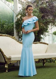 Tendências de Moda para 2018 #2 in Colourful Girl Azul Bebé *Clique para ver post completo e todas as tendências*