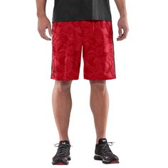 "Under Armour Men's UA Micro Printed 10"" Shorts"