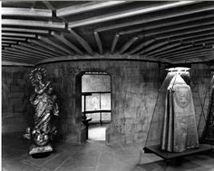 Franco Albini   Museo del Tesoro di San Lorenzo, Genova, 1952 - 56