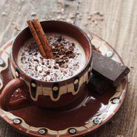 Easy Dark Hot Chocolate