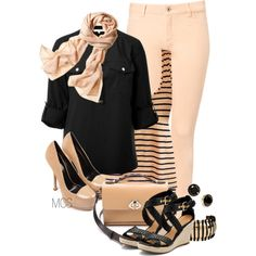 2 Shoes 1 Look, created by mclaires on Polyvore