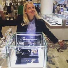 SOTINE jewelry is now available at Hudson's Bay Rotterdam, the Netherlands.