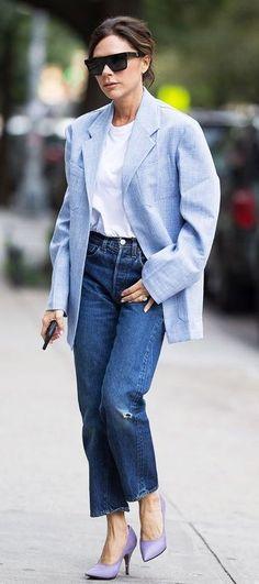 4 Shoe Trends Celebrities Wear With Mom Jeans