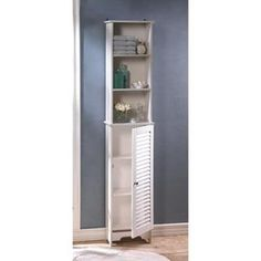 Captivating ... Thin Pantry Cabinet With Boot Storage For Entry On Pinterest Skinny,  Storage And Bathroom With