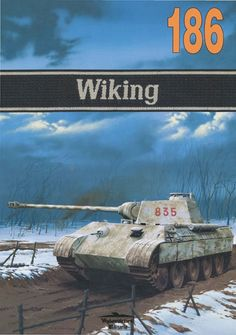 5e Panzerdivision Wiking - Wydawnictwo Militaria 186
