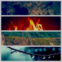Four elements inspiration