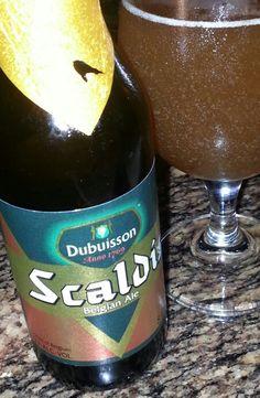 Scaldis - claimed as Belguim's strongest beer.