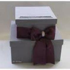 Grey purple square money box google images
