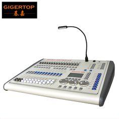 Tiptop mini perla 1024 controlador de iluminación dmx controlador dmx para led de luz en movimiento con fase, onda dmx controlador de la perla 1024 caja