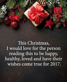 This Christmas / Love 1 Corinthians 12:31