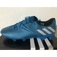 1189937fda Adidas Messi - Hot Adidas Messi 16 Pureagility FG AG Blue Orange Football  Boots