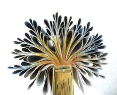 Book Art Sculpture Tree of Knowledge by abadova on Etsy