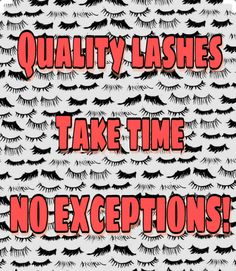 It's never a good idea to seek out the fastest or cheapest lash technician in your area. Go for quality and understand that you get what you pay for and it may take longer than what you have experienced in the past. Good lash technicians are artists! Best Lashes, Koi, The Past, Good Things, Artists, Blue, Beauty, Beleza, Cosmetology