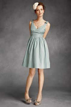 #Might work for the wedding   blue dresses #2dayslook #new #dresses #nice  www.2dayslook.com
