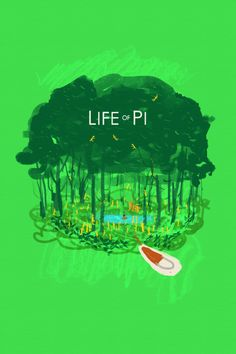 Pi came upon a carnivorous island with algae that produced fresh water but killed at night. The island was a big part of his trip because it strengthened him, Richard Parker, and their relationship.