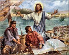 Vidas Santas: Evangelio Noviembre 30, 2016