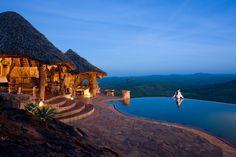 Safari, Ol Malo Lodge, Laikipia, Kenya.