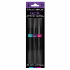 Art Spectrum Noir 6pk Browns Craft Alcohol Marker Pen Essentials Set