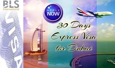 30 Days Express Visa for Dubai:    One of the sensational tourist hubs for all ages, travelling Dubai is always intoxicating. The powerhouse city of Dubai has some enticing destinations blending with electrifying nightlife, sandy deserts and towering buildings. If you have listed Dubai in your next travel plan, it's important for you to know your visa category and obtain a valid visa before entering the terra firma of Dubai. In A Hurry, Dubai Travel, Travel Plan, 30 Day, Nightlife, Trip Planning, 30th, Travelling, Buildings