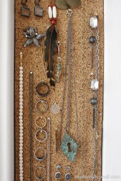 [34 Ideas How To Store Your Jewelry]
