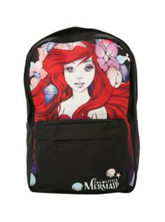 Disney The Little Mermaid Ariel Backpack-I am so obsessed with this sketch