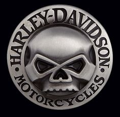 Harley Davidson sayings logo | Harley Davidson Willie Skull Belt Buckle New Ebay