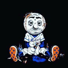 Down in the dumps Mr. Mets