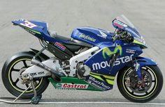 2005 HONDA (Japan) RC211V team Gresini Movistar HONDA Marco Melandri