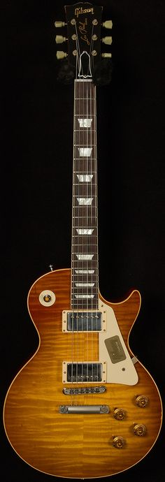 Gibson Custom Shop Limited Edition Mark Knopfler 1958 Les Paul – Aged Number 013