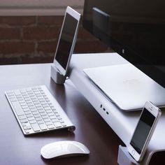 Deluxe UNITI Set // Silver (Apple Lighting + Apple Lighting) / TechNews24h.com