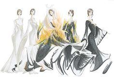 Hunger games - Robe Mariée Katniss transformation Geai Moqueur