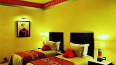 Rajputana, Udaipur - A jüSTa Resort  Hotel - Premier Rooms