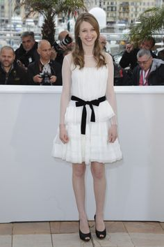 Cannes - The Bling Ring Photocall Taissa Farmiga