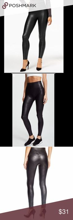 e0c5a3dcdb91f8 SPANX Faux Leather Leggings When you are getting ready for a night out,  this oh