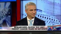 Game-Changing Blood Test Could Predict Cancer Years in Advance (05/02/2015 - Fox News Insider)
