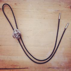 My first bolo tie