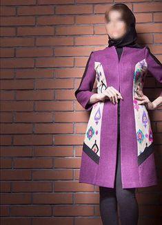 Long Dress Fashion, Modest Fashion Hijab, Street Hijab Fashion, Women's Fashion Dresses, New Designer Dresses, Iranian Women Fashion, Kurti Designs Party Wear, Batik Dress, Dress Shirts For Women