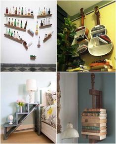 Upcycling Ideen und kreative Dekorationen für Zuhause
