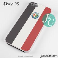 Alfa Romeo Cool Logo Phone case for iPhone 4/4s/5/5c/5s/6/6 plus