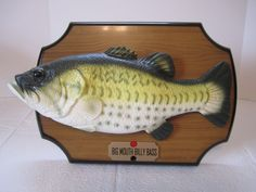 1000 images about sonderlyn 39 s christmas gift things on for Talking bass fish
