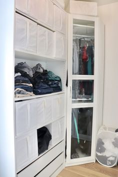 5 Easy Ways to Organize and Beautify Your Closet - Start spring cleaning early by using these tips and tricks on how to organize your closet in 2019