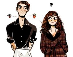 """Pushing Daisies - lowlighter, """"Can't we say 'alive again'? Doesn't that sound..."""