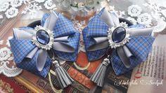 Ribbon Bows, Hair Bows, Brooch, Handmade, Boutique Hair Bows, Ribbon Crafts, Toddler Arts And Crafts, Hair Ties, Toddler Girls